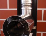 Přetlakové komíny, materiál nerez. plech 3